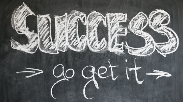 成功のイメージ画像