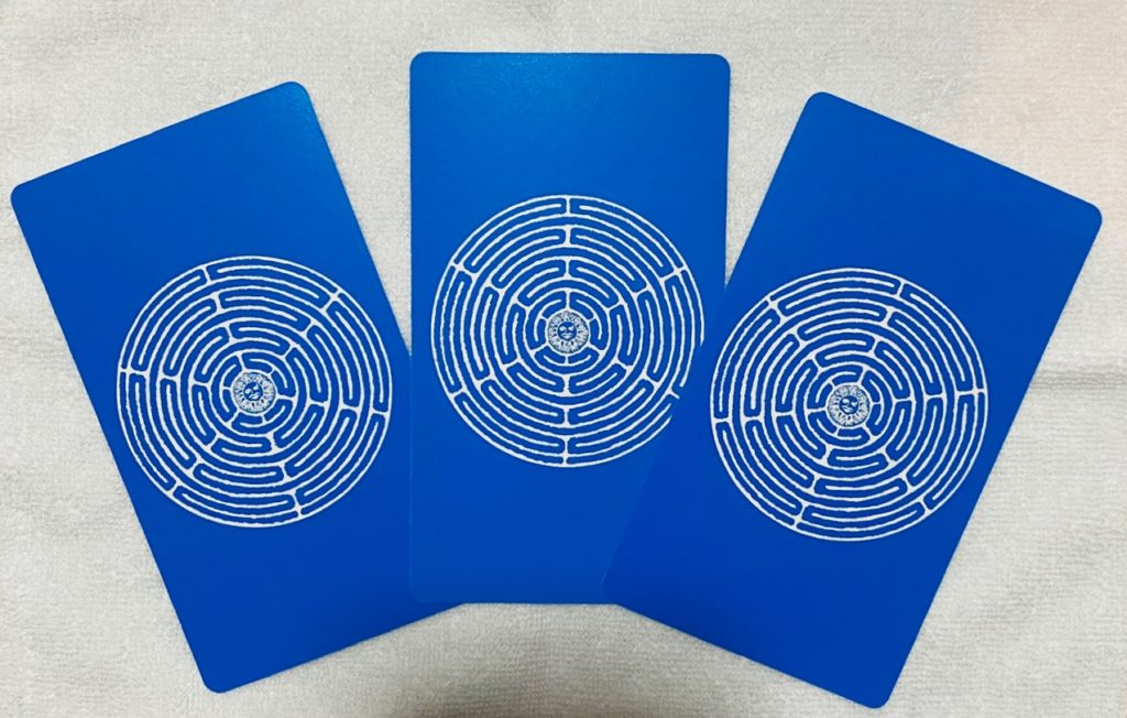 無意識のカード(裏)の画像