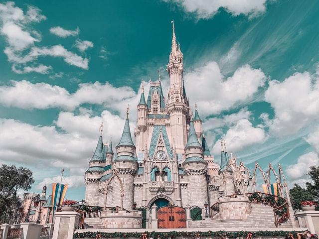 シンデレラ城のイメージ画像