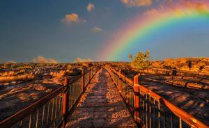 虹のイメージ画像