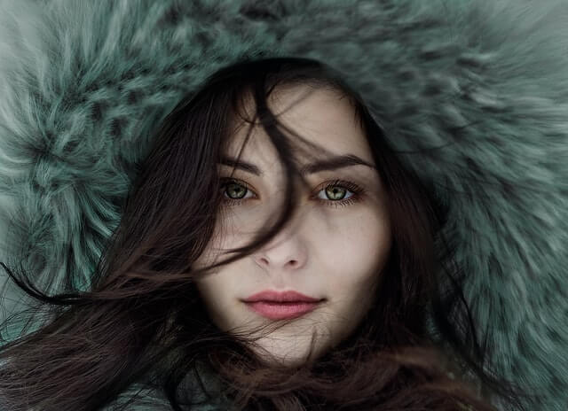 美しい女性のイメージ