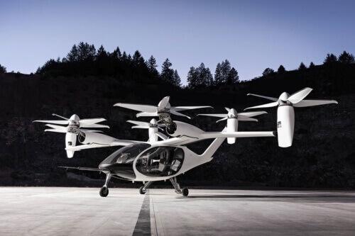 Joby Aviationの空飛ぶ車