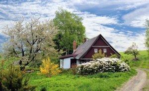 田舎のスローライフイメージ